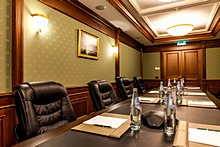 Vallin de la Mothe meeting room at the Official State Hermitage Museum Hotel in St. Petersburg