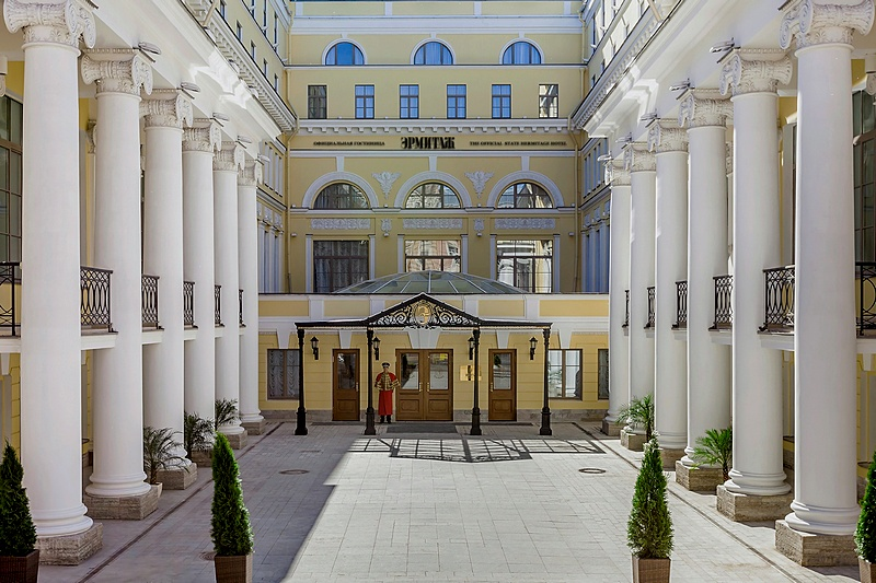 State Hermitage Museum Official Hotel in St. Petersburg