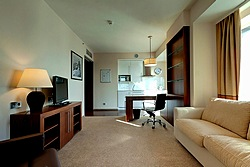 2 Room Apartment at the Staybridge Suites St. Petersburg Hotel
