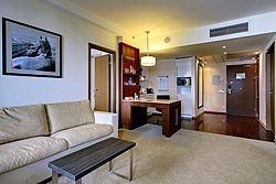3 Room Apartment at the Staybridge Suites St. Petersburg Hotel