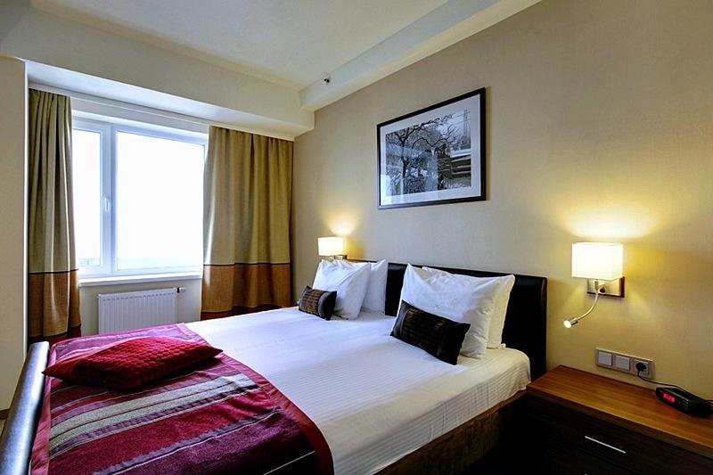 Two Bedroom Suites At Staybridge Suites Hotel In St Petersburg