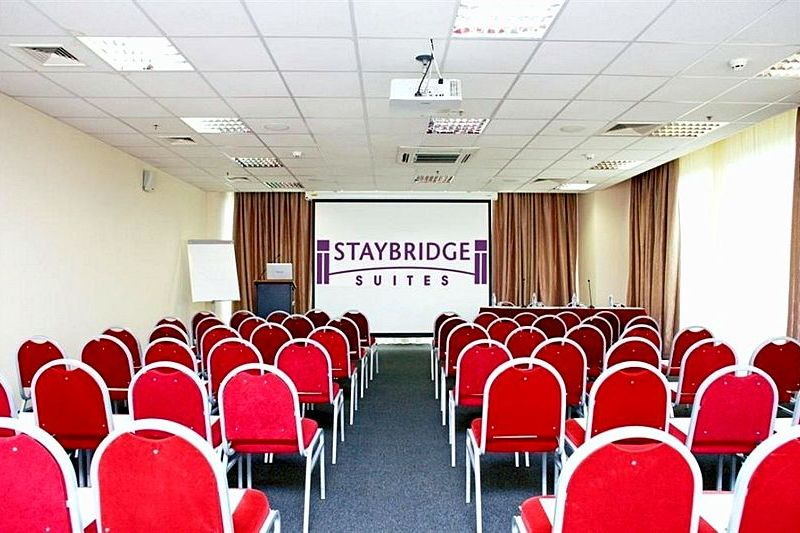 Brik Conference Hall at the Staybridge Suites St. Petersburg Hotel