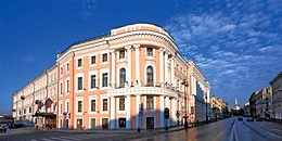 Taleon Imperial Hotel in St. Petersburg, Russia