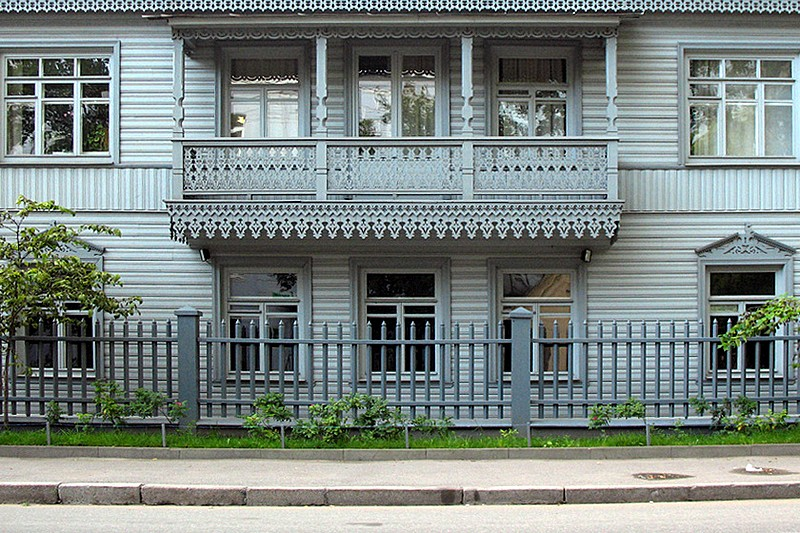 Matyushin House - Museum of the Petersburg Avant-Guard in St Petersburg, Russia