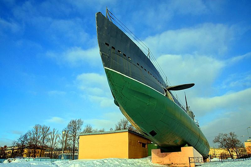 Narodovolets D 2 Submarine Museum In St Petersburg