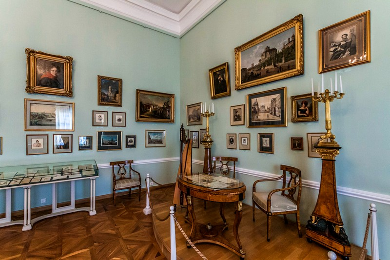 Apartment-museum of Pushkin (Moika, 12)