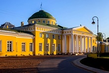 Tavricheskiy Palace (Tauride Palace) in St. Petersburg, Russia