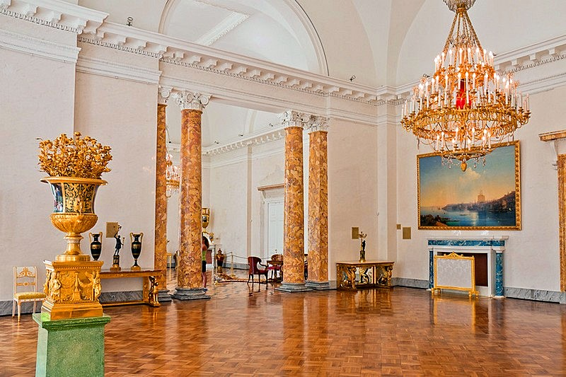 Alexander Palace, Tsarskoe Selo, St. Petersburg