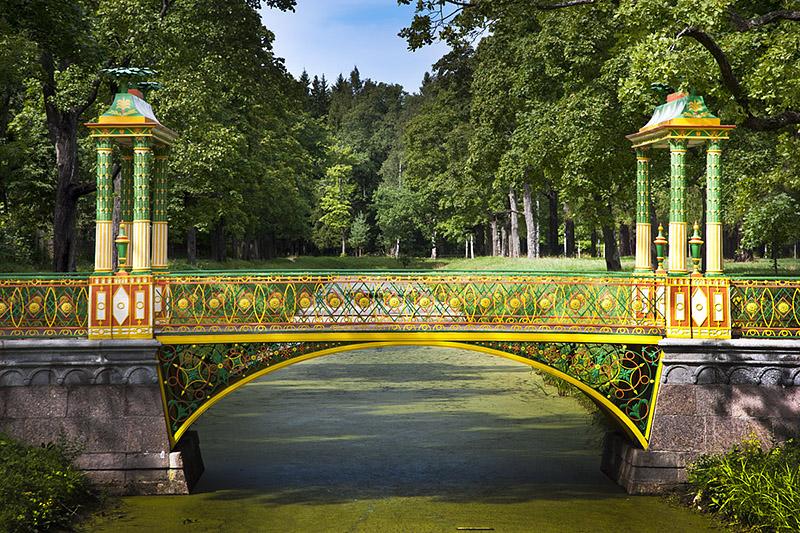 Alexander Park, Tsarskoe Selo, St. Petersburg