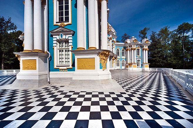 Tsarskoe Selo (Pushkin), St. Petersburg, Russia