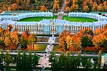 Visiting Tsarskoe Selo and Pushkin, St. Petersburg, Russia