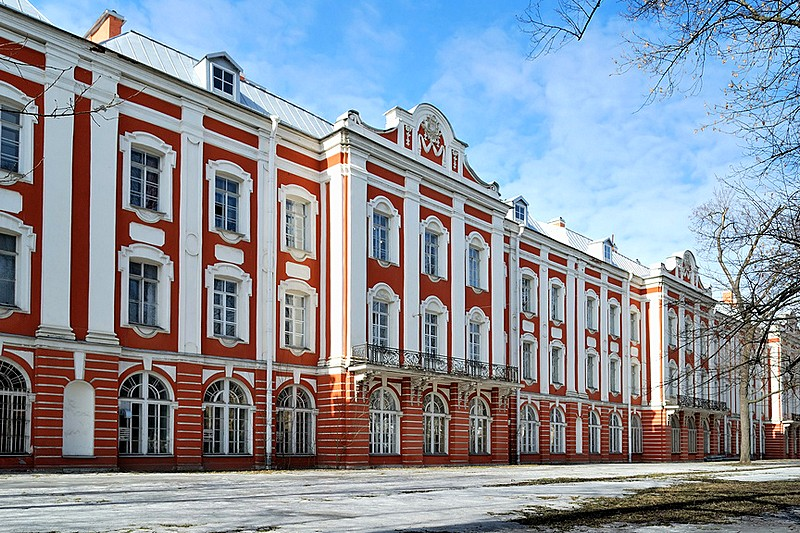 St. Petersburg State University in Saint Petersburg, Russia