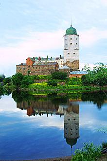 Vyborg, St. Petersburg, Russia